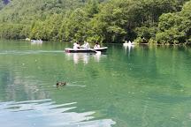 Taisho Pond, Matsumoto, Japan