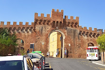 Porta Tufi, Siena, Italy