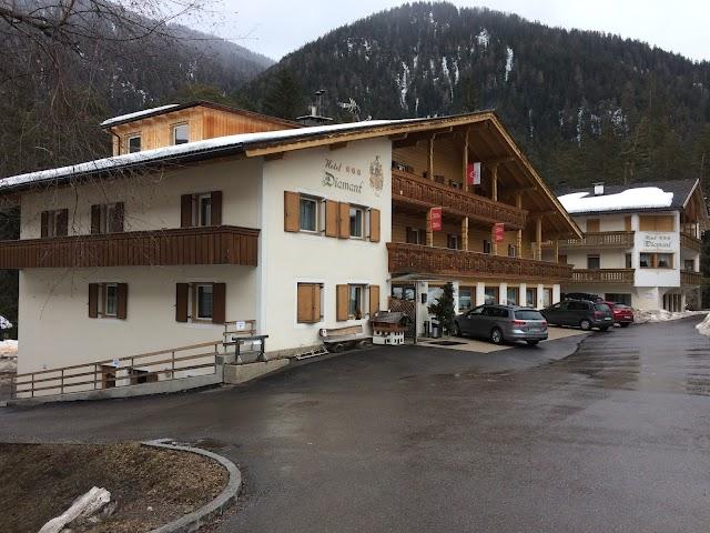 Chalet Hotel Diamant
