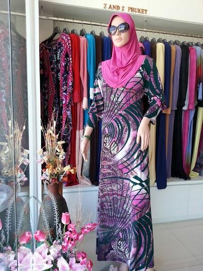 มุสลิมภูเก็ต Z and Z Muslim Fashion Phuket