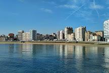 Playa de San Lorenzo, Gijon, Spain