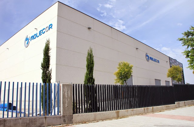Molecor Tecnología S.L. Machinery manufacturing center