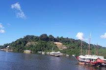 Rio Joao de Tiba, Santa Cruz Cabralia, Brazil
