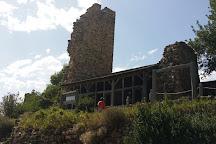 Le Chateau de Lordat, Ax-les-Thermes, France