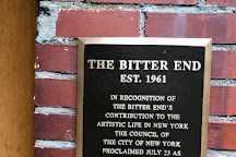 Bitter End, New York City, United States