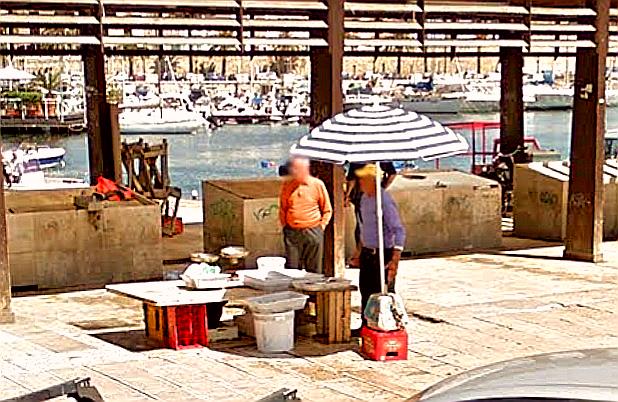 Bari Fish Market