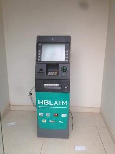 HBL ATM Jhang City Branch