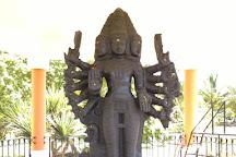 Pointes des Lascars Hindu Spiritual Park, Port Louis, Mauritius