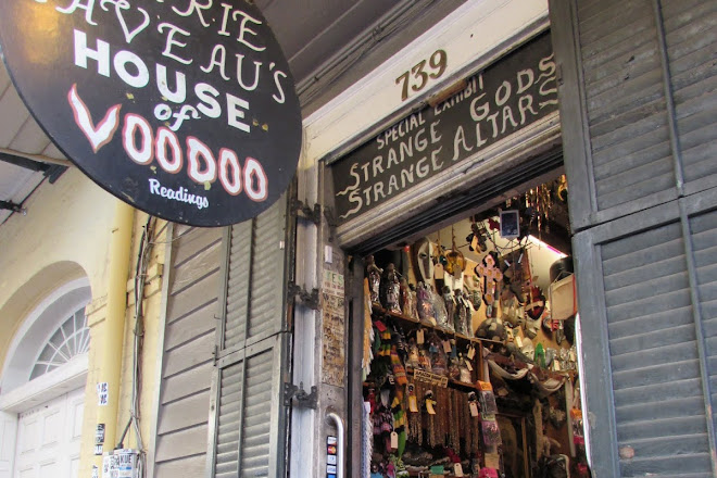 Visit Marie Laveau House of Voodoo on your trip to New Orleans