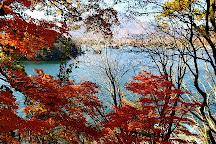 Biwa Island, Shinano-machi, Japan