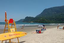 Praia do Guaeca, Sao Sebastiao, Brazil