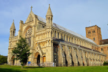 St Albans Cathedral, St. Albans, United Kingdom