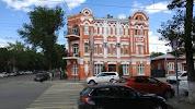 Администрация Самарского района, улица Фрунзе на фото Самары