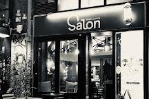 Salon drinks & cuts, Budapest, Hungary