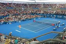 Queensland Tennis Centre, Brisbane, Australia
