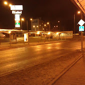 Автобусная станция   OstravaÚAN