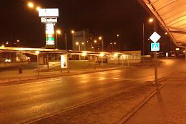 Автобусная станция   Ostrava ÚAN