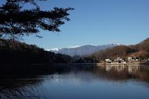 Lake Chiyoda, Kofu, Japan