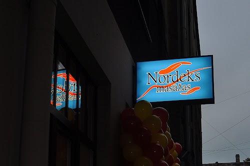 Nordeks massage