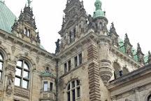 Denkmal fur die Gefallenen der beiden Weltkriege, Hamburg, Germany