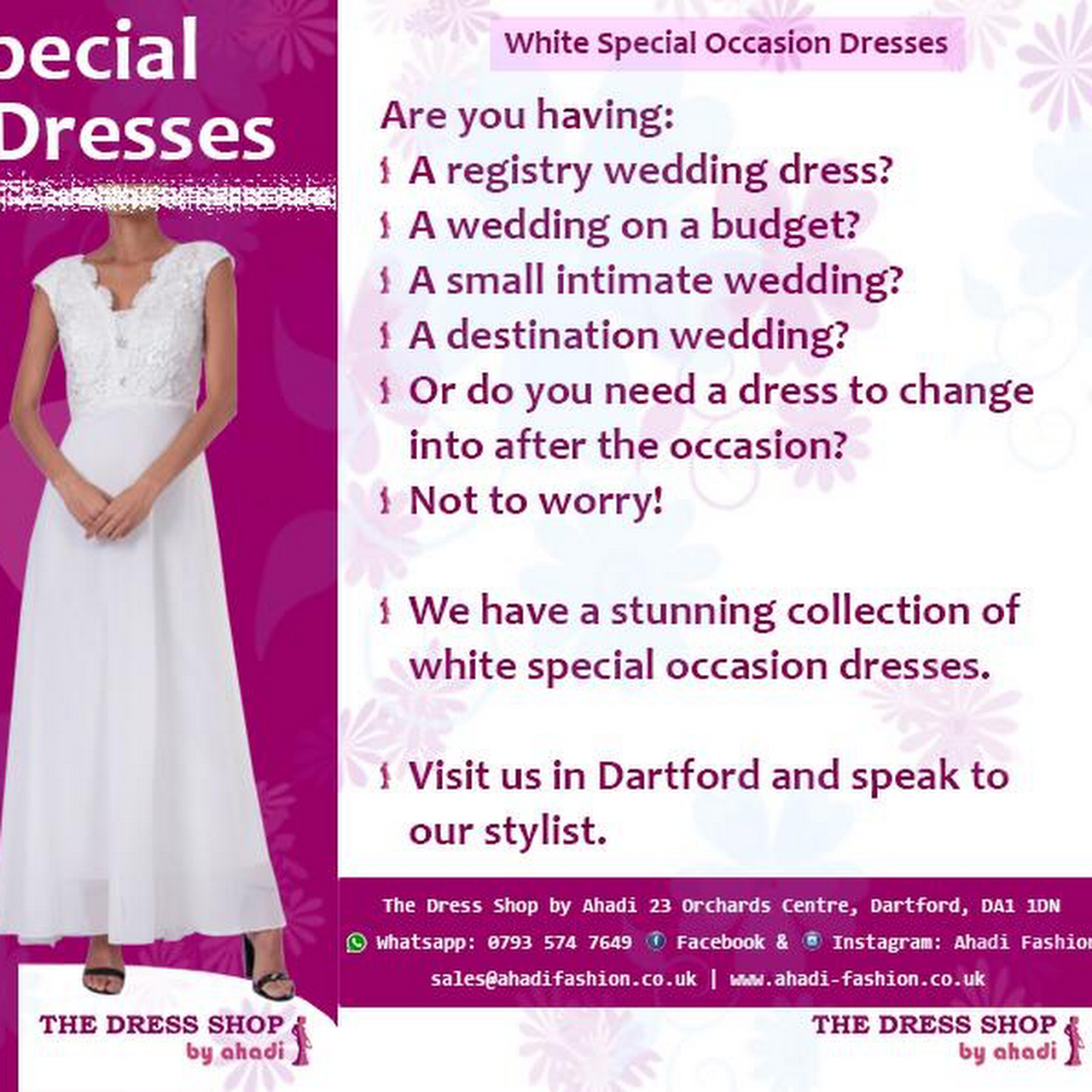 The Dress Shop By Ahadi Special Occasions Boutique,Wedding Dresses For Bridesmaids In India