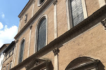Santa Maria dell'Anima, Rome, Italy