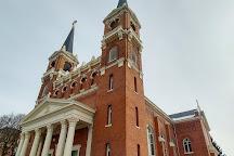 St. Aloysius Church, Spokane, United States