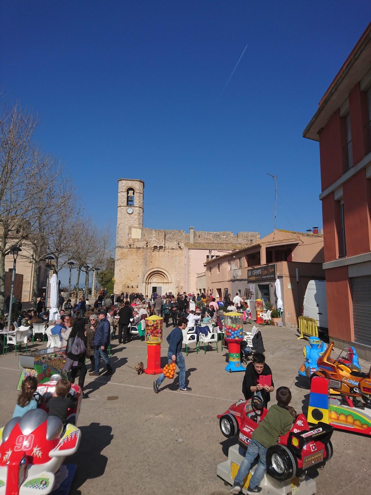 Vila-sacra (Girona): Qué ver y dónde dormir
