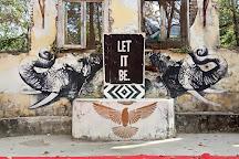 The Beatles Ashram, Rishikesh, India