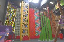 Clip 'n Climb, Auckland, New Zealand