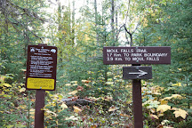 Moul Falls Trail, Clearwater, Canada