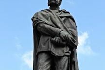 Square of Petar Preradovic, Zagreb, Croatia