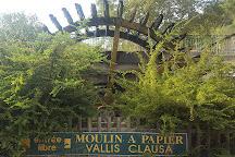 Moulin a Papier Vallis Clausa, Fontaine de Vaucluse, France