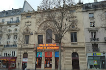 Theatre de la porte saint martin, Paris, France