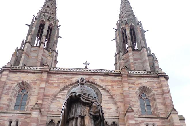 Eglise Saints-Pierre-et-Paul, Eguisheim, France