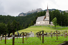 Cimitero Militare Austro-Ungarico, Vigo di Fassa, Italy