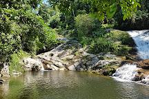 Cachoeira da Pedra Branca, Paraty, Brazil