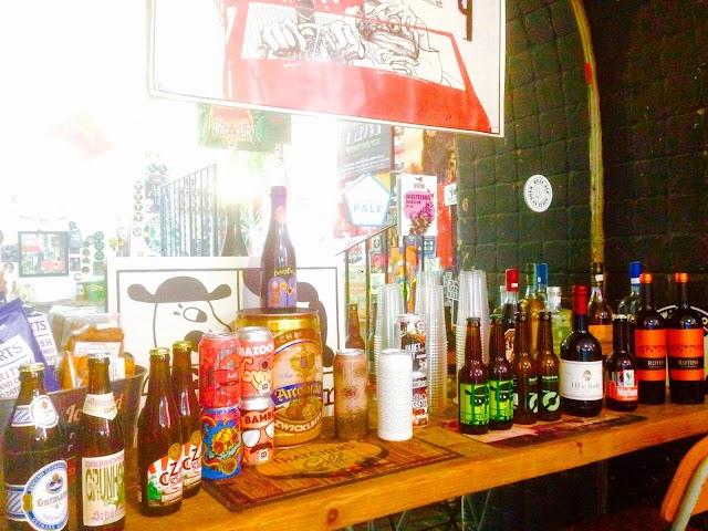 Beer Shop Hopsmind al Flaminio