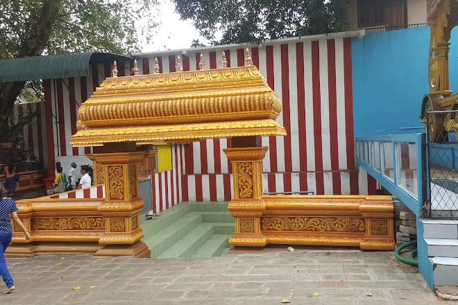 Sri Vishnu Kovil, Dehiwala-Mount Lavinia, Sri Lanka