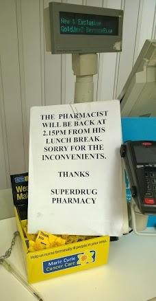 Superdrug Pharmacy oxford