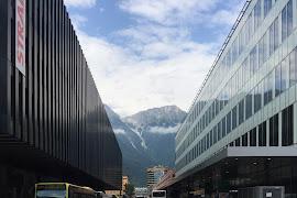 Автобусная станция   Innsbruck Hauptbahnhof