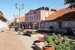 Ventspils Evangeliski luteriska draudze на фото Вентспилса