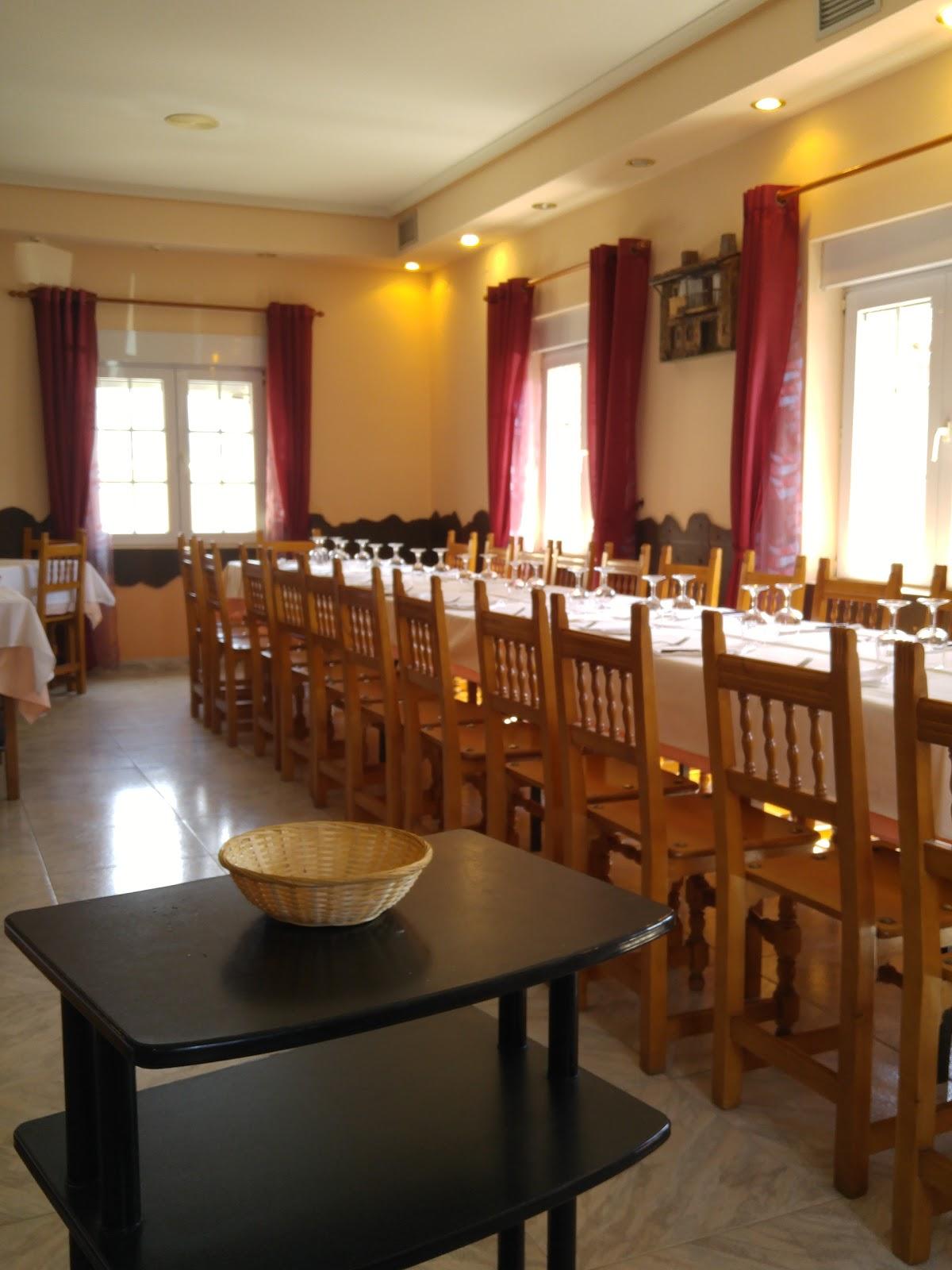 Restaurante la Berrocosa