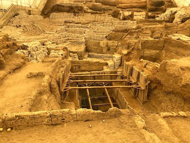 Catalhoyuk Neolithic City