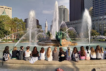 Swann Fountain, Philadelphia, United States