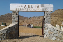 Aelia Art Gallery, Naxos Town, Greece