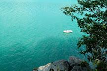 Plage du Grand Lac de Clairvaux, Clairvaux-les-Lacs, France