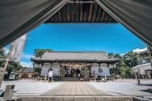 Achi Shrine, Kurashiki, Japan