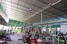 Mr Ly Gym and Boxing, Siem Reap, Cambodia