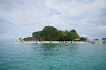 Pulau Samalona, Makassar, Indonesia